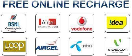 free online recharge