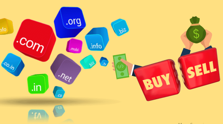 domain buying selling