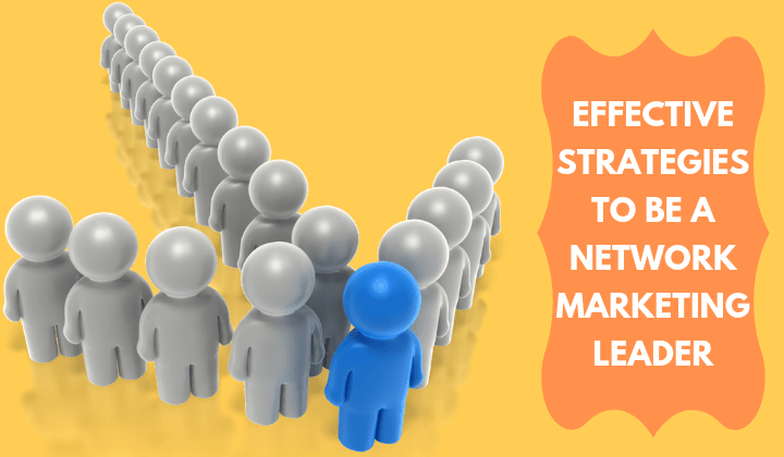 mlm leader strategies