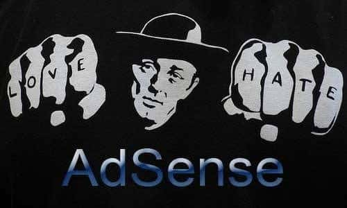 5 Things I Love and Hate about Google Adsense Program