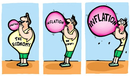"""inflation in hindi Hindi translation of """"inflation"""" 