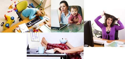 work from home mistakes