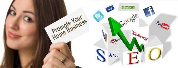 promote home business
