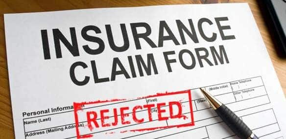 15 Reasons why Life Insurance Claims are Rejected