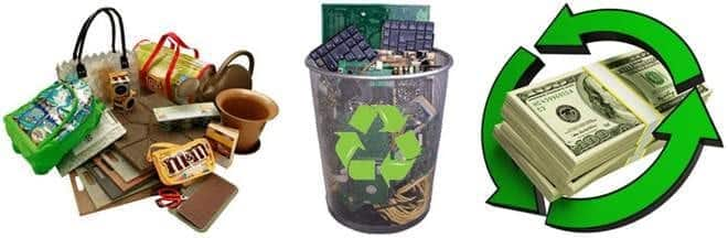 Recycle to Make Money