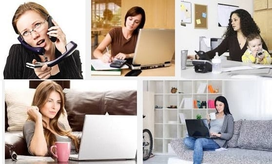 work from home suggestions
