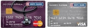 HDFC Bank Professional Credit Card