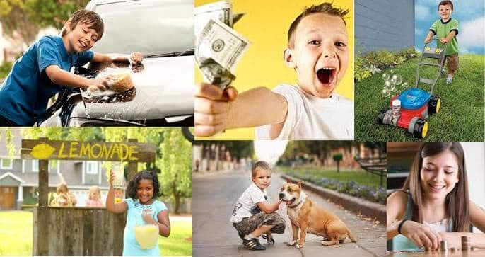 12 Better Ways for Kids to Make Money in Part Time