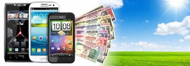 Make Easy Money from 20 Android Smartphone Apps