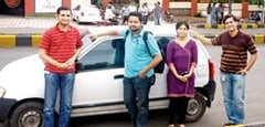 car Pooling Services