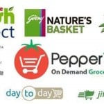 Top 15 Online Grocery Stores (Websites + Apps) in India