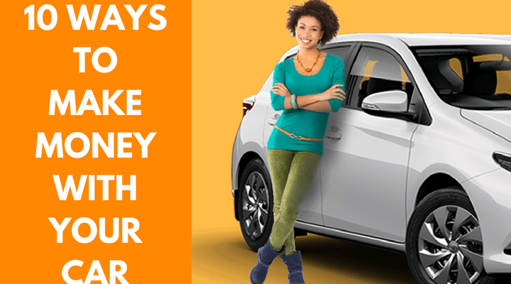 make money with car
