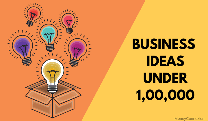 business ideas under 1 lakh