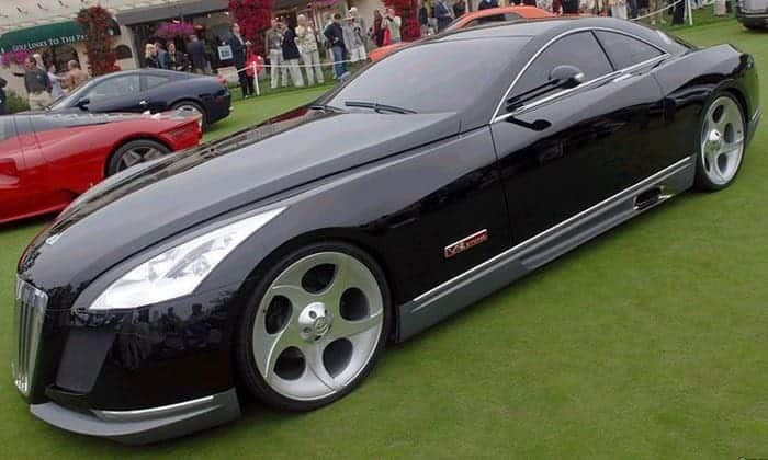 Top 20 most expensive cars in the world for The most expensive mercedes benz
