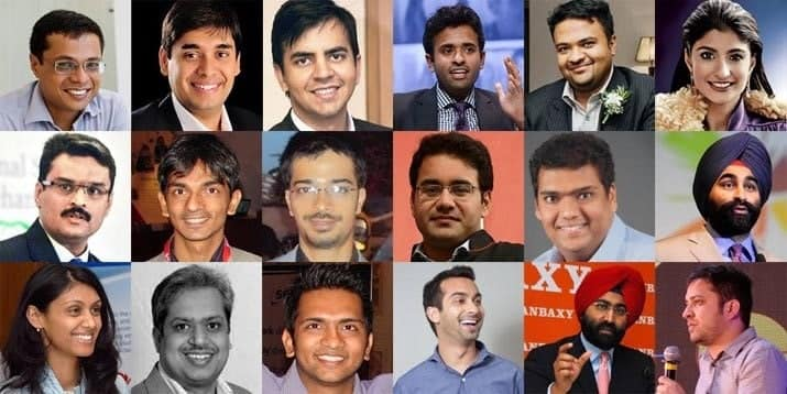 India's Richest People Under 40