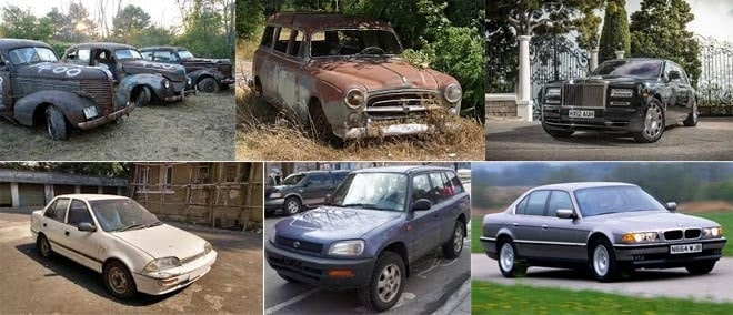 car types for flipping