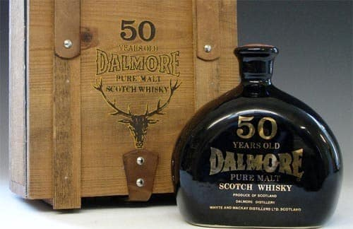 Dalmore 50 Year Old 1926 Whiskey