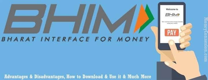 BHIM Aadhaar and BHIM App – Everything you Should Know About