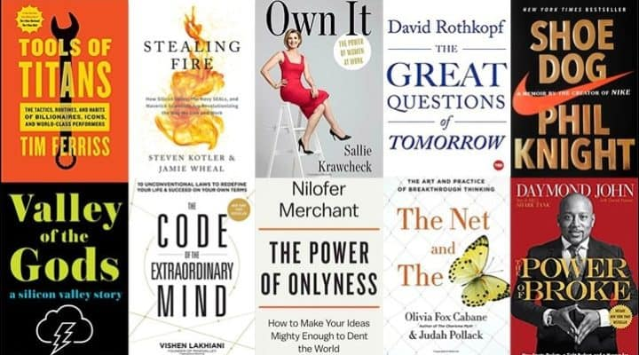 Top 10 Business Books Every Entrepreneur Must Read in 2017