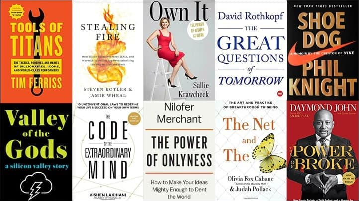 Business Books of 2017