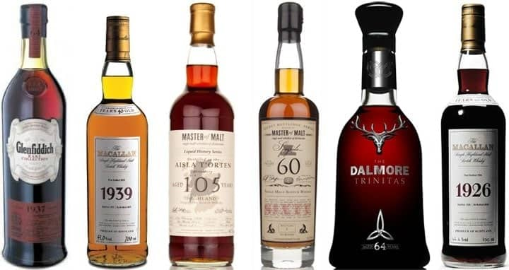 Most Expensive Scotch In The World >> Enter The World Of Most Expensive Exclusive Whiskies