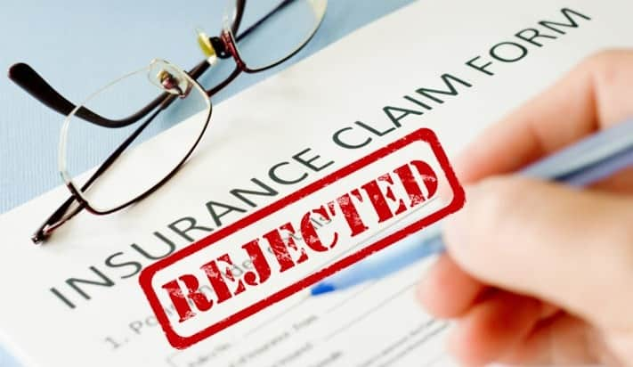 Top 15 Reasons Your Life Insurance Claim May Get Rejected