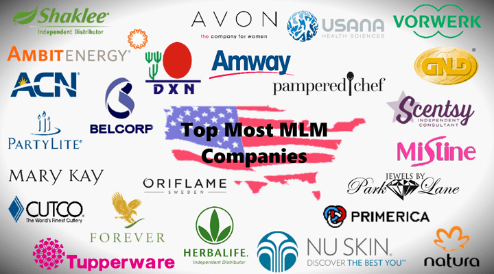 100 Best & Top MLM Companies in USA