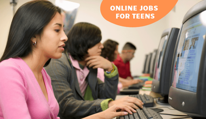 20 Legit Online Jobs for Teens that Pay $10/Hour or More