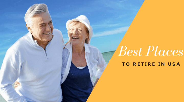 10 Best Places to Retire in USA