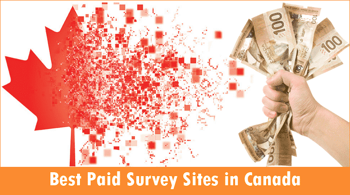 paid surveys canada