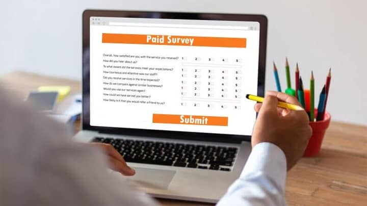 Top 10 paid survey sites