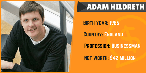 Adam Hildreth