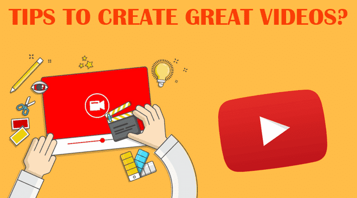 Creating Great YouTube Content