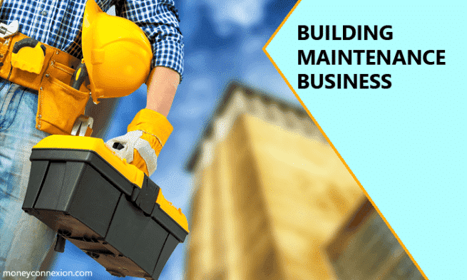 building maintenance business