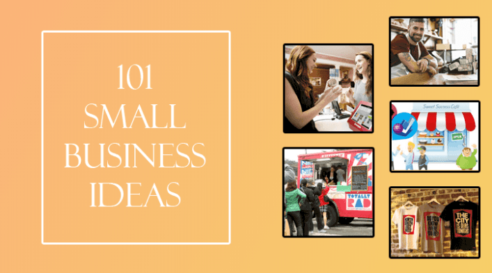101 Best Small Business Ideas in 2018