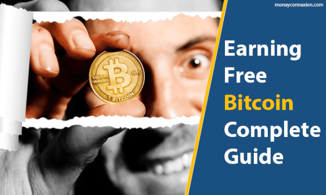 Do You Want 1 Free Bitcoin Today 8 Quick Ways To Earn Free Bitcoins -