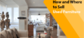 How and Where to Sell Used Furniture: 25 Quick & Easy Ways