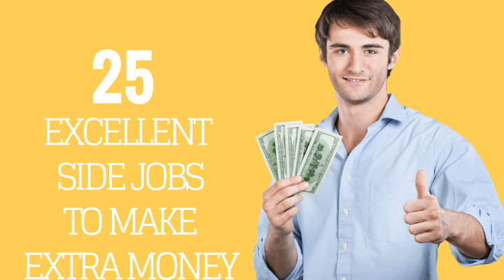 side jobs for extra money