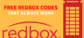 20 Free Redbox Promo Codes to Use Today (And 10 Ways to Get More)