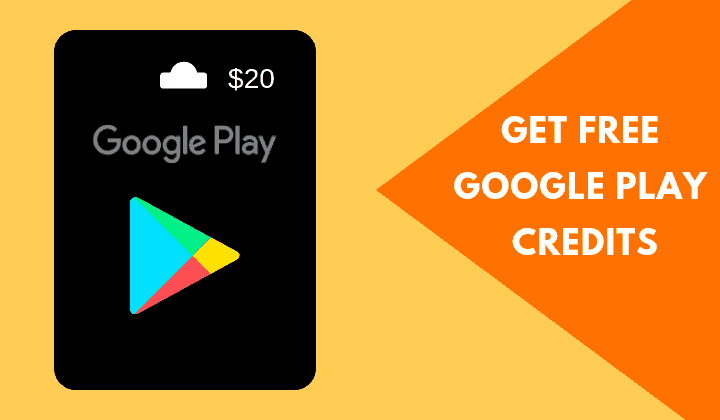 earn google play credits