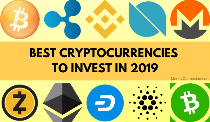 Top ten cryptocurrencies to invest in 2020