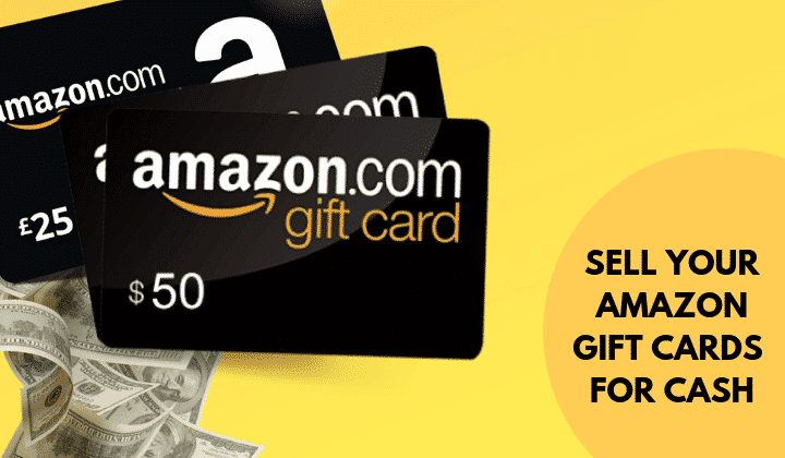 Cash out amazon gift card