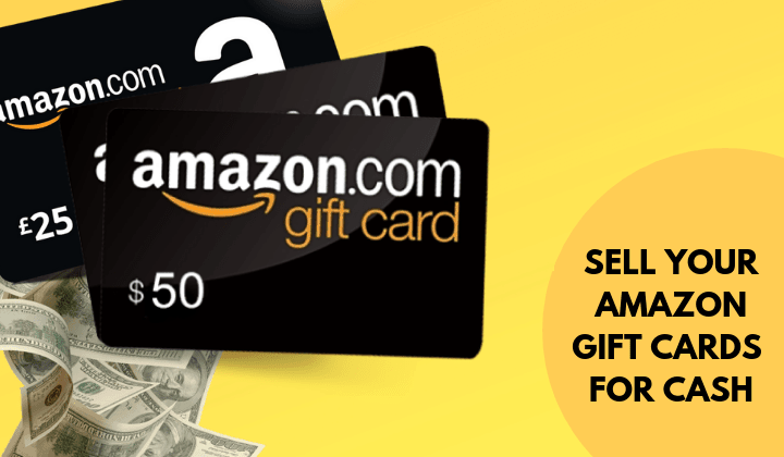 sell amazon gift card on amazon