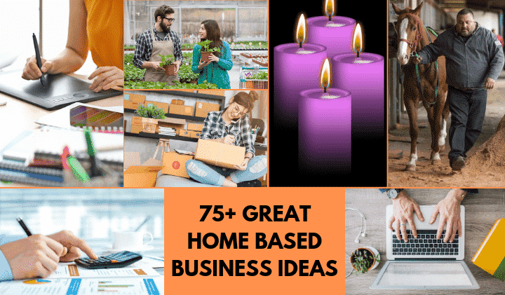 90 Best Home Based Business Ideas For 2019