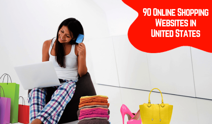 online shopping websites in America