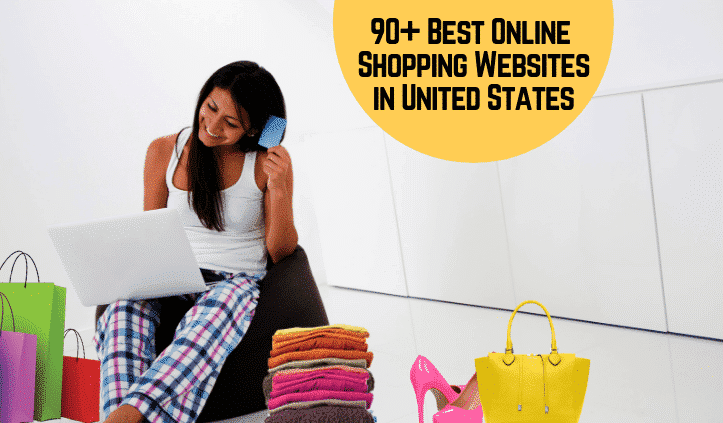 online shopping websites USA