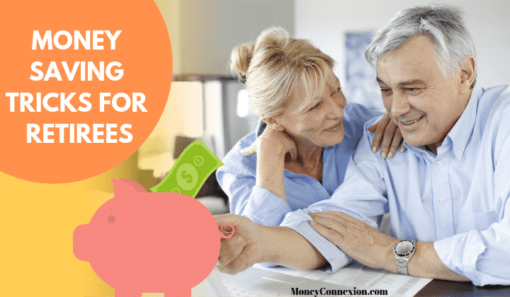 money saving for retirees