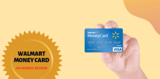 Walmart Money Card