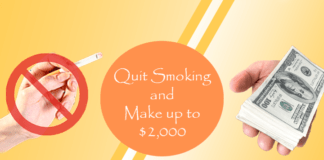 get paid to quit smoking
