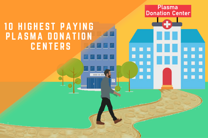 10 Highest Paying Plasma Donation Centers near Me